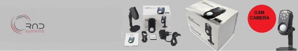 GM01-Wireless Alarm Monitoring Camera
